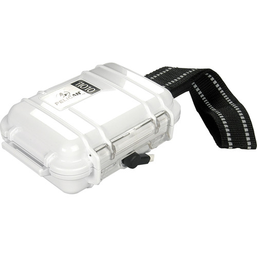 Pelican i1010 Waterproof Case (White)