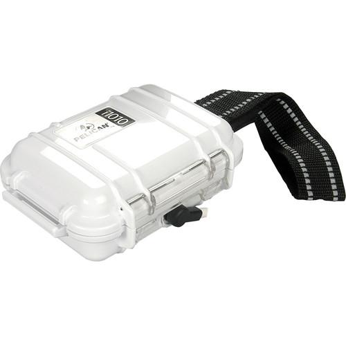 Pelican i1010 Waterproof Case (White)