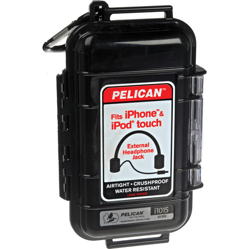 Pelican i1015 Micro Case (Solid Black)