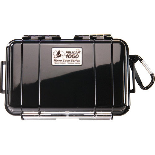 Pelican 1050 Solid Micro Case (Black)