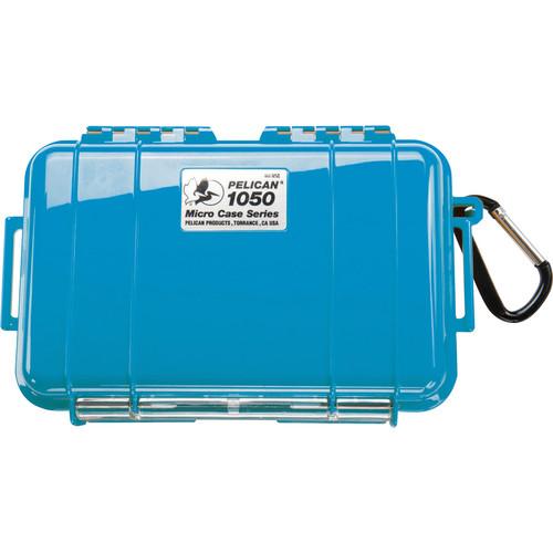 Pelican 1050 Solid Micro Case (Blue)