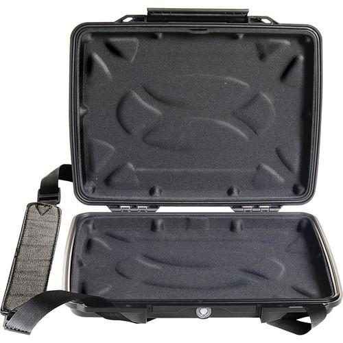 Pelican 1075CC HardBack Case (Black)