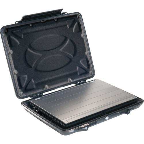 Pelican 1095CC Hardback Laptop Computer Case with Laptop Liner (Black)