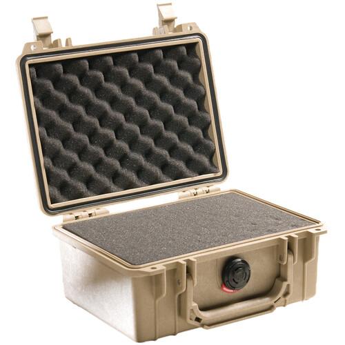 Pelican 1120 Case with Foam (Desert Tan)