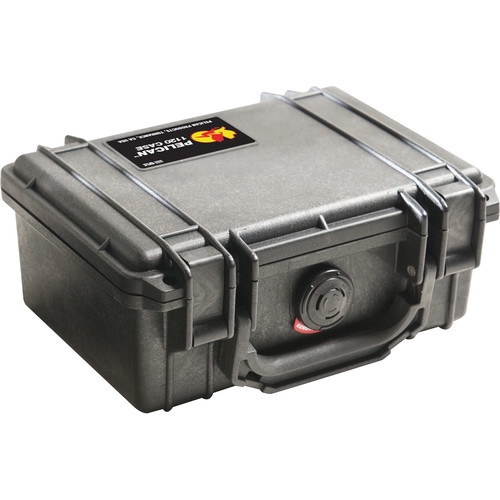 Pelican 1120 Case without Foam (Black)