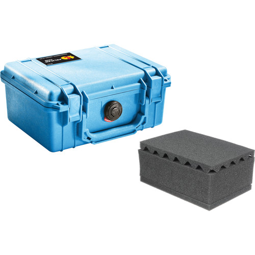 Pelican 1150 Case with Foam (Blue)