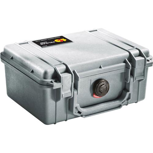 Pelican 1150 Case without Foam (Silver)