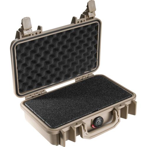 Pelican 1170 Case with Foam (Desert Tan)