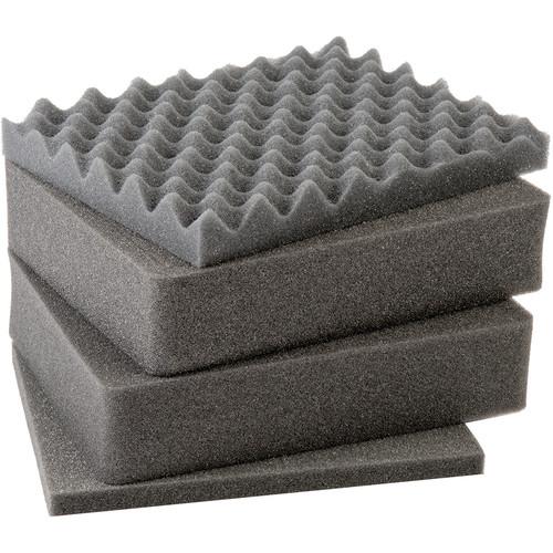 Pelican 1301 4 Piece Foam Set - for Pelican 1300 Case (Replacement)