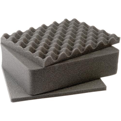 Pelican 1401 3 Piece Foam Set - for Pelican 1400 Case (Replacement)