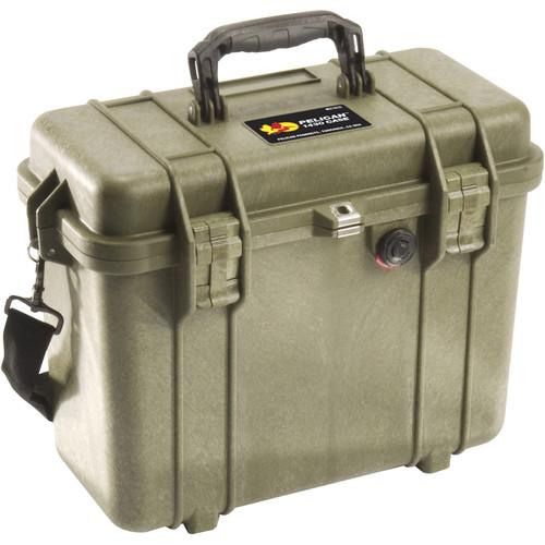 Pelican 1430NF Top Loader Case (Olive Drab)