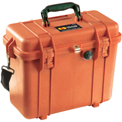Pelican 1430NF Top Loader Case (Orange)