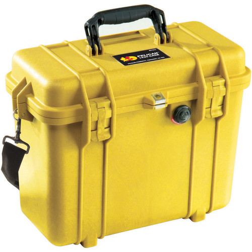 Pelican 1430NF Top Loader Case (Yellow)