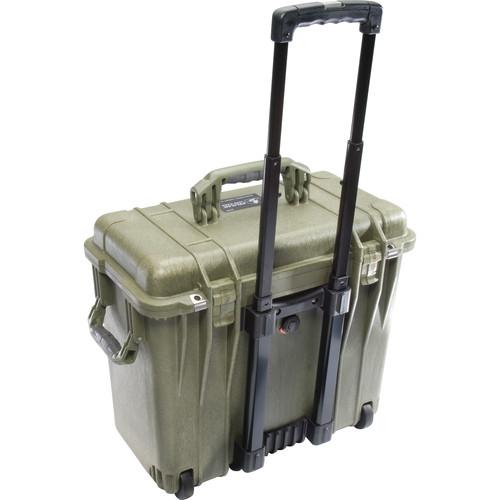 Pelican 1440NF Top Loader Case (Olive Drab Green)