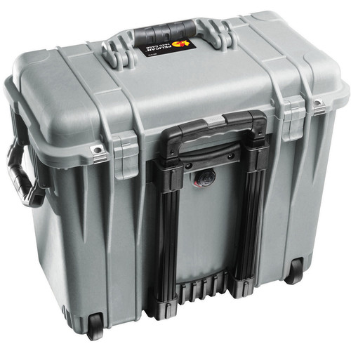 Pelican 1440NF Top Loader Case (Silver)