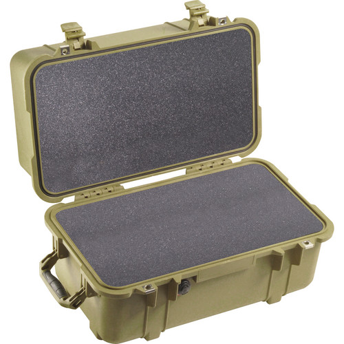 Pelican 1460 Case with Foam (Olive Drab Green)