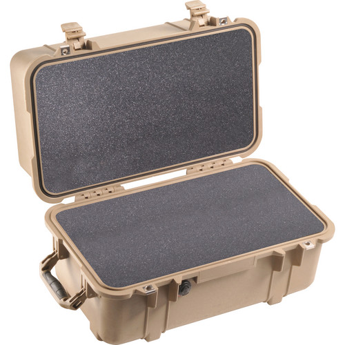 Pelican 1460 Case with Foam (Desert Tan)