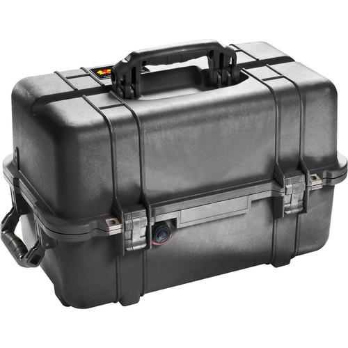 Pelican 1460EMS Case with EMS Organizer/Divider Set (Black)