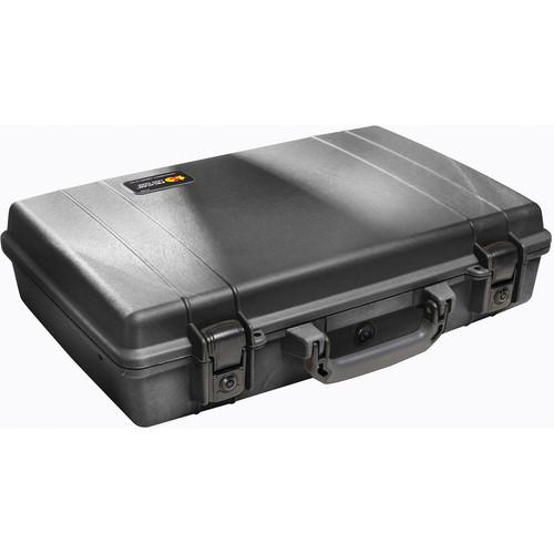 Pelican 1490 Attache/Computer Case without Foam (Black)
