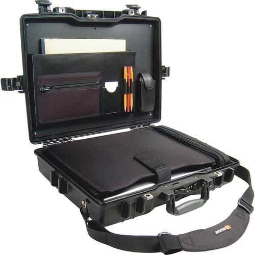 Pelican 1495CC1 Deluxe Notebook/Laptop Computer Protector Case (Black)