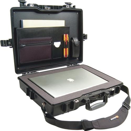 Pelican 1495CC2 Laptop Computer Protector Case (Black)