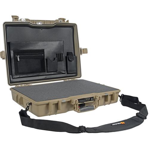 Pelican 1495CC2 Laptop Computer Protector Case (DesertTan)