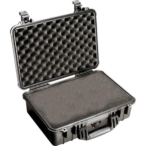 Pelican 1500 Case with Foam (Black)