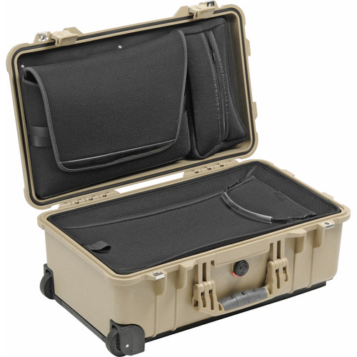 Pelican 1510LOC Laptop Overnight Case (Desert Tan)