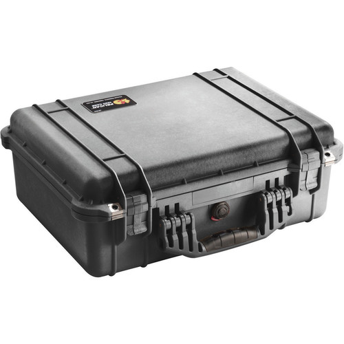 Pelican 1520NF Case without Foam (Black)