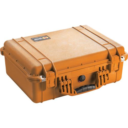 Pelican 1520NF Case without Foam (Orange)