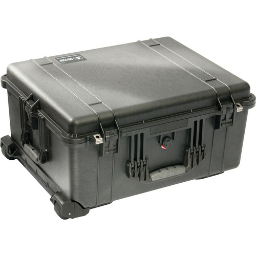 Pelican 1610 Large Case Without Foam (Black)