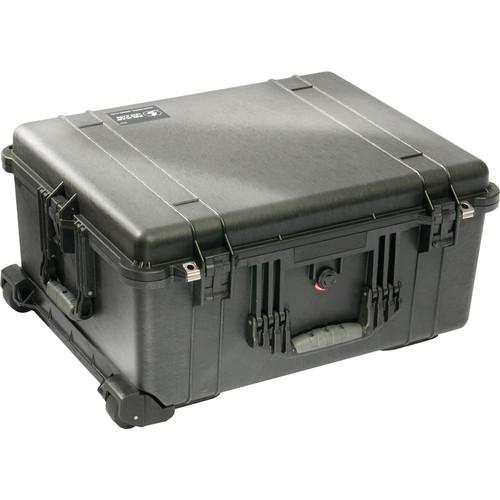 Pelican 1610 Case without Foam (Black)