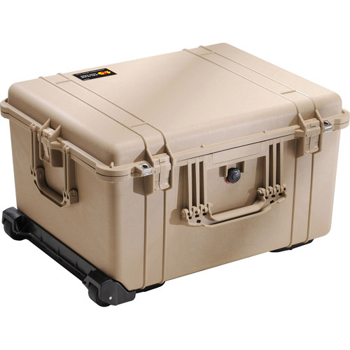 Pelican 1620NF Case without Foam (Desert Tan)