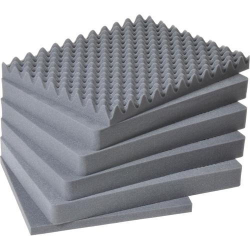 Pelican 1621 6 Piece Foam Set - for Pelican 1620 Case (Replacement)
