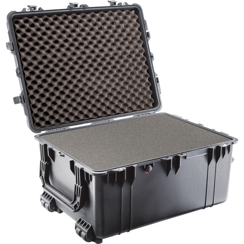 Pelican 1630 Case with Foam (Black)