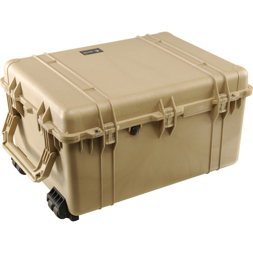 Pelican 1630NF Case without Foam (Desert Tan)