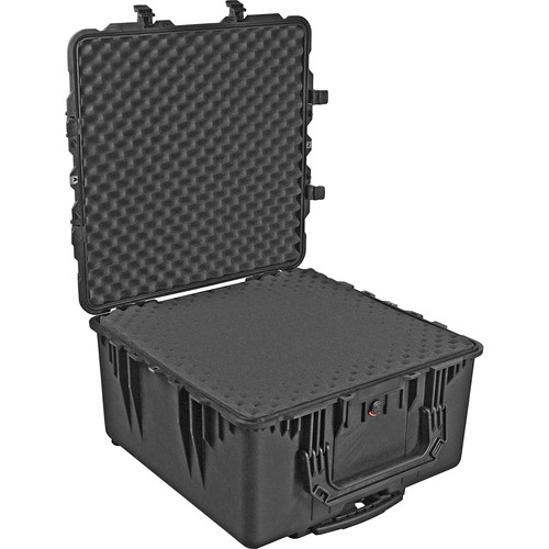 Pelican 1640 Transport Case with Foam (Black)