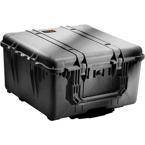 Pelican 1640NF Case without Foam (Black)