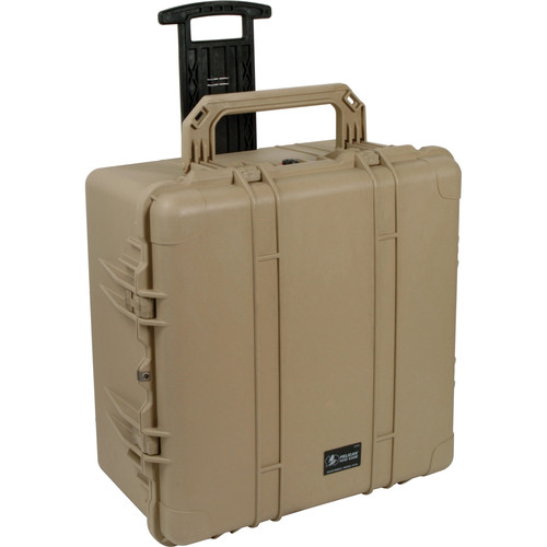 Pelican 1640NF Case without Foam (Desert Tan)