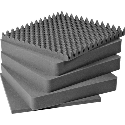 Pelican 1641 Five Piece Foam Set