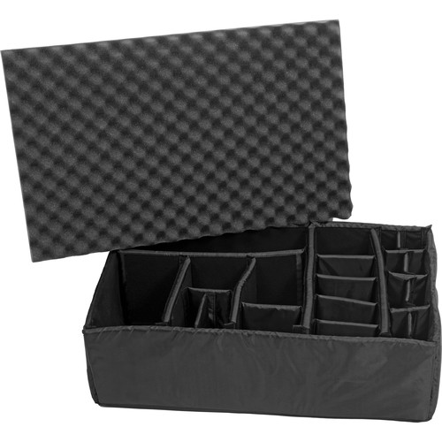 Pelican 1655 Padded Divider Set (Black)