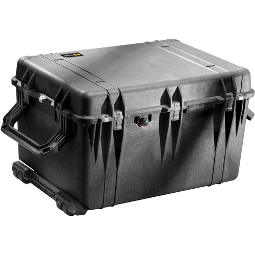 Pelican 1660NF Case Without Foam (Black)