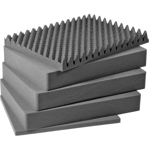 Pelican 1661 Five Piece Foam Set