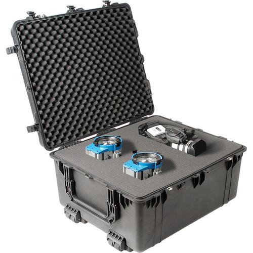 Pelican 1690 Transport Case with Foam (Black)