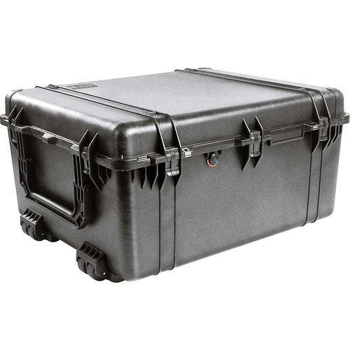 Pelican 1690NF Transport Case without Foam (Black)