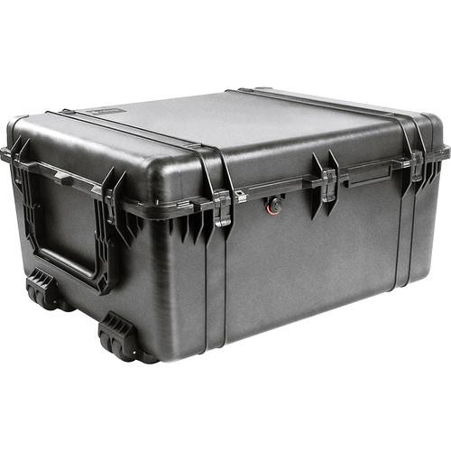 Pelican 1690 Transport Case Without Foam (Black)