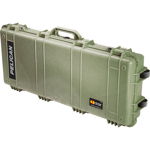 Pelican 1700 Long Case with Foam (Olive Drab Green)