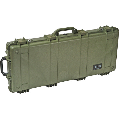 Pelican 1700NF Long Case (Olive Drab Green)