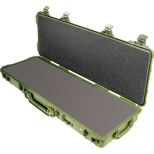Pelican 1720 Long Case with Foam (Olive Drab Green)