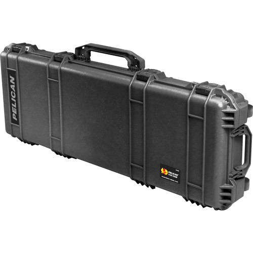 Pelican 1720NF Long Case without Foam (Black)